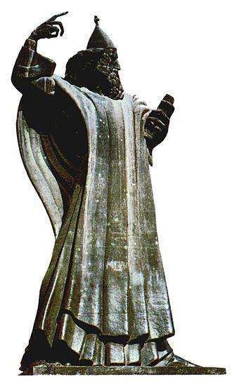 Gregory of Nin - Statue of Grgur Ninski in Split, Croatia