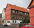 Großes Fachwerkwohnhaus aus dem späten 19. Jh. - Meinhard-Grebendorf Kirchstraße 22 - panoramio.jpg