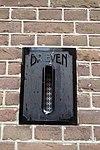 Groote Noord 11, brievenbus, Monnickendam.JPG