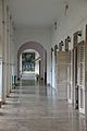 Ground-floor Corridor - Western View - Hijli Detention Camp Converted Hijli Shaheed Bhavan - IIT Kharagpur - West Midnapore 2015-09-28 4693.JPG