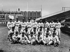 Montreal Royals - 1948 Team