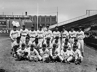 Montreal Royals - 1948 Team