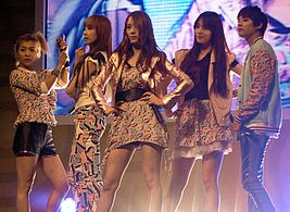 Group f(x) performs to celebrate the 40th anniversary of the KOCIS - 6557932377.jpg