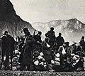 Grupa ranjenika za vrijeme IV ofanzive, Idbarska dolina.JPG