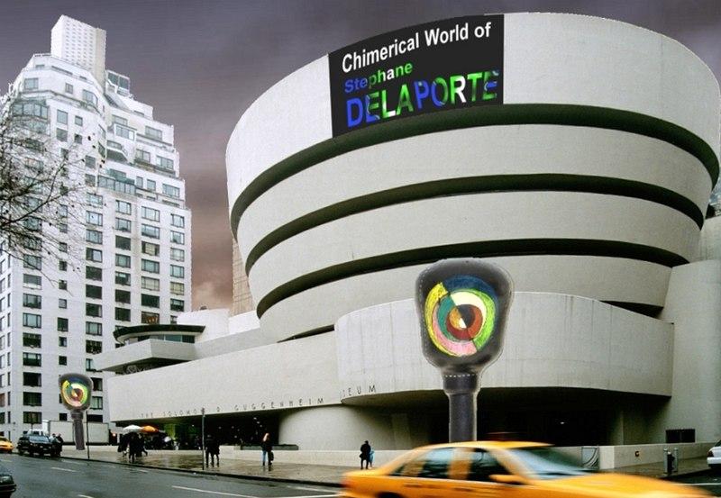 Datei:Guggenheim NY's entrance.jpg
