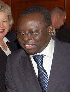 Raimundo Pereira President of Guinea-Bissau