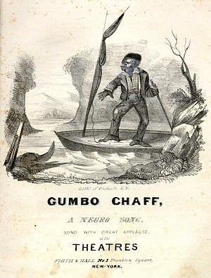 Gumbo Chaff - Image: Gumbo Chaff