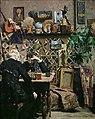 Gustav Wentzel - Sjakkspillere - Nasjonalmuseet - NG.M.04330.jpg