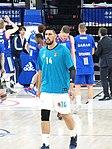 Gustavo Ayón 14 Real Madrid Baloncesto Euroleague 20171012.jpg