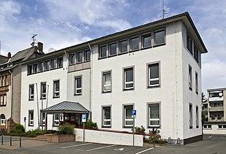 Ginsheim-Gustavsburg - Gustavsburg Town hall