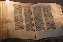 This Gutenberg Bible