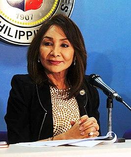 Gwendolyn Garcia Filipino politician