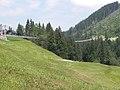 Hängebrücke Raiffeisen SkyWalk 375 m Sattel CH - SkyPromenade.com - panoramio.jpg