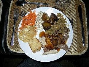 Hāngi - Hāngi dinner