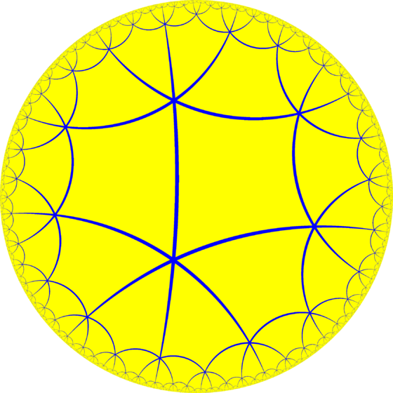 Space time diagram hyperbolic graph paper