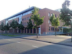 HAS University of Applied Sciences - HAS University of Applied Sciences building's-Hertogenbosch