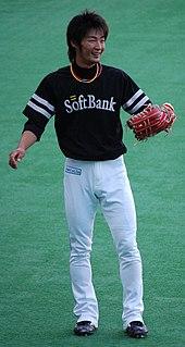 Kenji Akashi Japanese baseball player