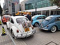 HK 中環 Central 愛丁堡廣場 Edinburgh Place 香港車會嘉年華 Motoring Clubs' Festival outdoor exhibition January 2020 SS5 Volkswagen Beetle VW Bug in Hong Kong.jpg