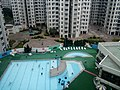 HK 杏花邨 Heng Fa Chuen view clubhouse Swimming Pool May 2017 Lnv2 03.jpg
