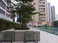 HK 荃灣 Tsuen Wan 白田壩街 45 Pak Tin Par Street 南豐紗廠 The Mills mall roof December 2018 SSG armchairs.jpg