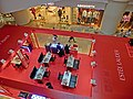 HK Admiralty 太古廣場 Pacific Place mall stall booth Estée Lauder Nov-2013 Ashworth.JPG