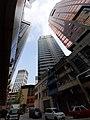 HK CWB 銅鑼灣 Causeway Bay 邊寧頓街 Pennington Street 伊榮街 Irving Street sky view Oct 2019 SS2 03.jpg