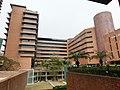 HK Hung Hom 香港理工大學 PolyU campus Choi Kai Yau Building facade Feb-2013.JPG