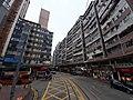 HK tram 21 tour view SKW 筲箕灣道 Shau Kei Wan Road February 2020 SS2 10.jpg