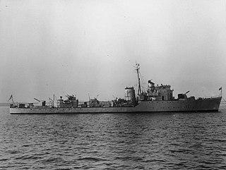 HMS <i>Mendip</i> (L60)