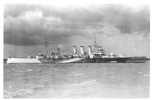 HMS Norfolk (78) - HMS Norfolk