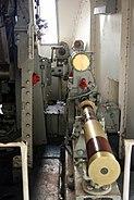 HMS Belfast - 4 inch guns - shell loading 1