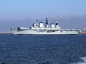 HMS Illustrious (R06) at Port of Amsterdam, 02Mar2009 p5.JPG