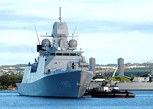 HNLMS Tromp (F803) - Image: HNLMS Tromp (F803)