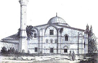 former Byzantine church converted into a mosque by the Ottomans, located in Istanbul Turkey