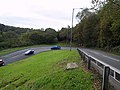 Hairpin bend on the A174 - geograph.org.uk - 586327.jpg