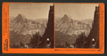 Half Dome and Nevada Fall from Moron Pt. Yosemite, by Watkins, Carleton E., 1829-1916.png