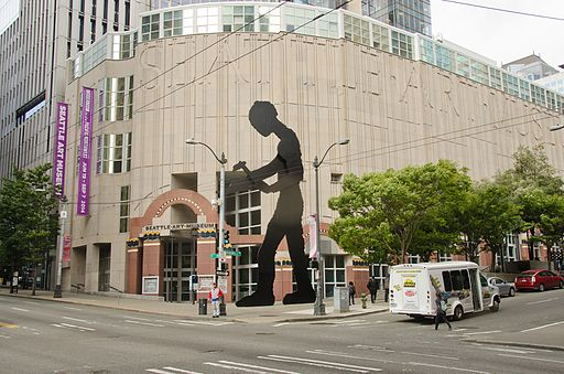 Hammering Man - Seattle