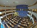 Handelshögskolan, Göteborg, läsesalen 8.JPG