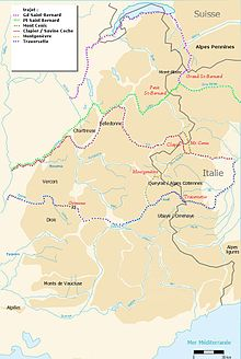Hannibal's crossing of the Alps - Wikipedia