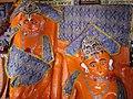Hanuman Temple at Bhent Dwarka.JPG