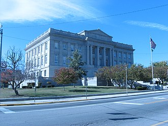 Hardin County, Ohio - Image: Hardin County Courthouse, Kenton