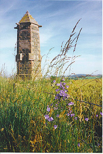 Battle of Harlaw - Harlaw Monument