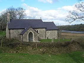 Haroldstone Chapel, Merlins Bridge - geograph.org.uk - 190890.jpg