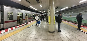 Hatchōbori Station platforms - Hibiya Line Jan 08 2019 11-16-44 AM.jpeg