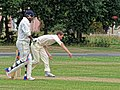 Hatfield Heath CC v. Thorley CC on Hatfield Heath village green, Essex, England 07.jpg