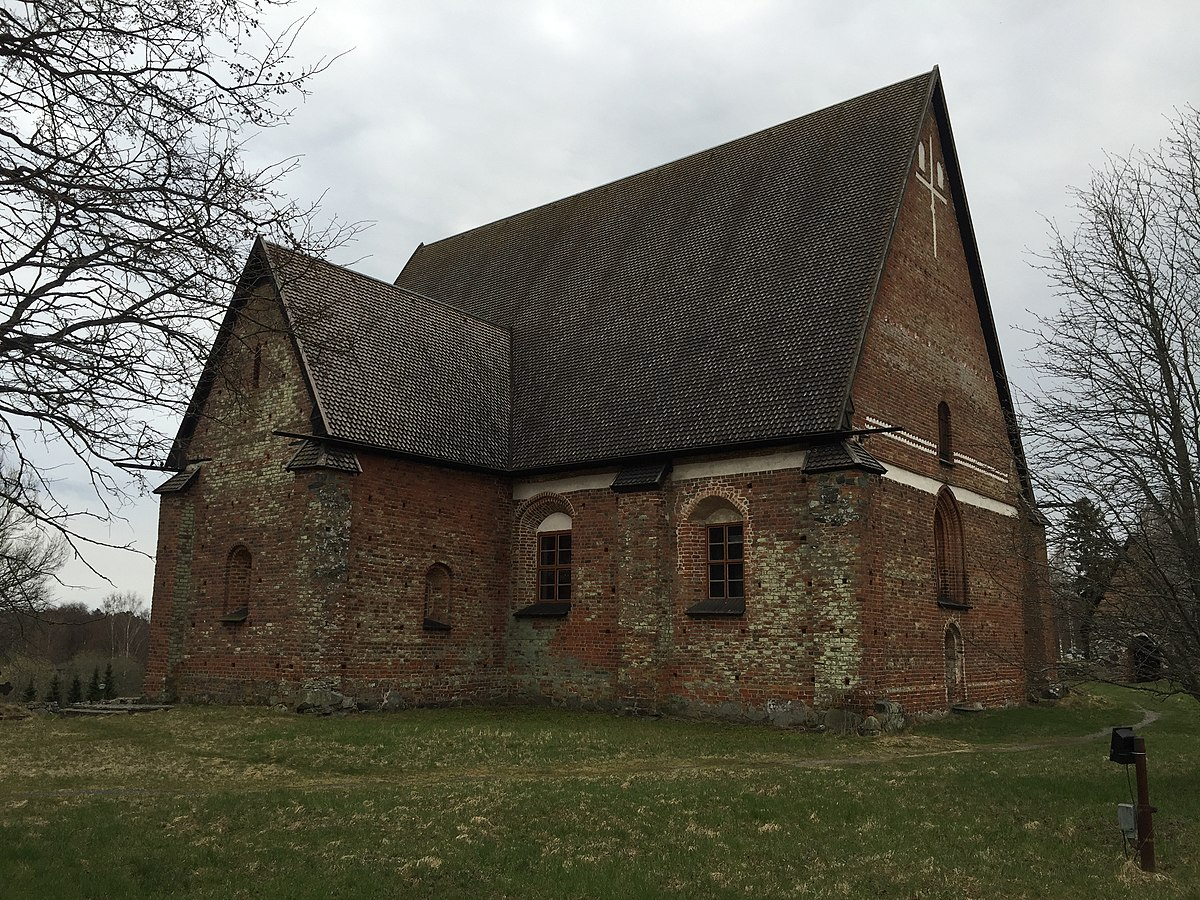 Holy Cross Church Hattula