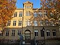 Haupteingang Eichendorff-Grundschule Mendel-Realschule.JPG