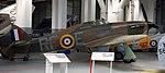 Hawker Hurricane Mk.I, Imperial War Museum, Duxford, May 19th 2018. (46662887222).jpg