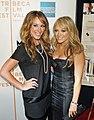 Haylie Duff and Hilary Duff (2618501004).jpg