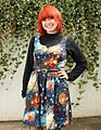 Heart and Solar System Dress Over a Turtleneck Sweater (16915483487).jpg